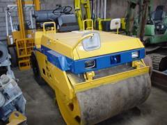 Komatsu JV25CR-5 road roller