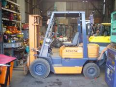 Toyota 5FD20 forklifts