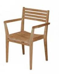 Outdoor Chair Tretes Stacking