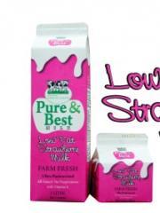 Natural Milk Cow