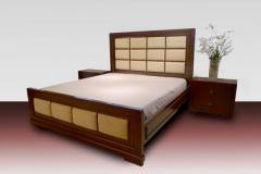 Stuart King Bed