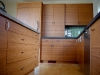 Slab Bamboo Kitchen Cabinet