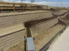 Timbacrib retaining Wall Systems