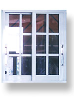 Ordinary Sliding Windows and Doors