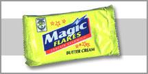 Magic Flakes Cracker Sandwich