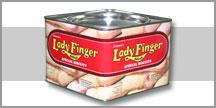 Crescen's Broas (Lady Finger) Cookies