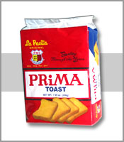 La Pacita Toasted Bread