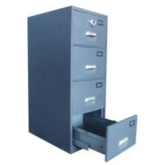 All Fire Proof Cabinet 4 Drawers