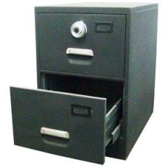 All Fire Proof Cabinet 2 Drawers