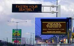 LED Traffic Road Signs