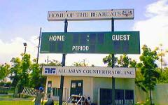 LED Sign Scoreboards