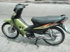 Honda Wave 100R scooter