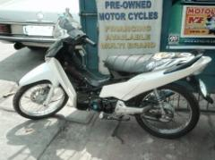 Honda XRM 125 scooter