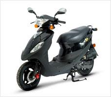Sym DD 50 scooter