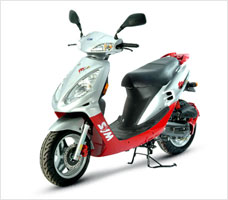 Sym Jet Euro scooter