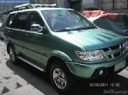 Isuzu Crosswind XTi car