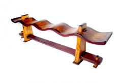 Alon Wooden Bench