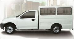 IPV Isuzu Passenger Van