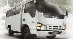Isuzu NHR-PV Passenger Van