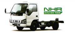 Isuzu NHR Tilt truck