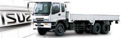 Isuzu FSR33L truck