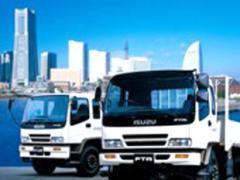 Isuzu FTR33P truck