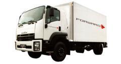Isuzu F-Series Forward truck