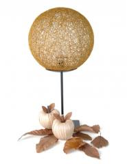 Twine Ball Table Lamp