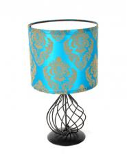 Damask Twist Lamp, Small