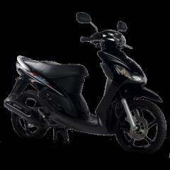 Yamaha Mio Sporty motorcycle