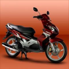 Yamaha Nuovo Z motorcycle