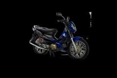 Yamaha Raider J 110 motorcycle