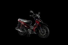 Suzuki Shogun Pro 125 motorcycle