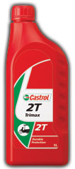 Castrol 2T Trimax oil