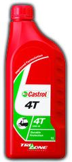 Castrol 4T oil