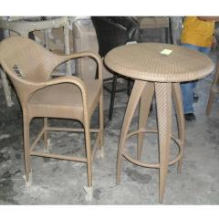 Outdoor Bar Table & Stool-81