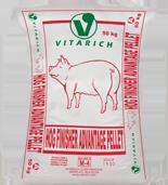 Hog finisher Advantage Feeds