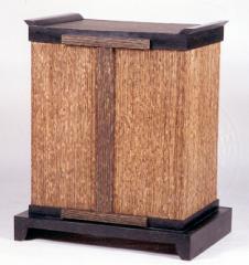 Bamboo Bar Stand