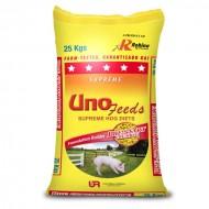 Uno Feeds Supreme – Pre-Start Crumble