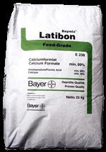 Latibon feed additive