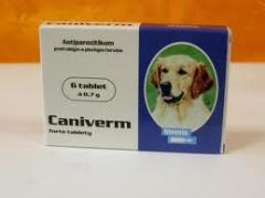 Caniverm tablet