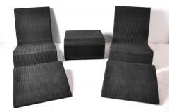Thalia set with cushions