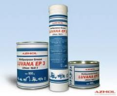 Omega 007 Greases