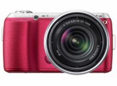 Sony NEX Camera (E-mount) - NEX-C3K/P