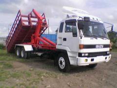 Special Cargo Dump Vehicle