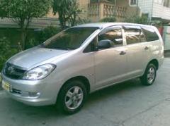 Toyota Innova E Dsl M/T car