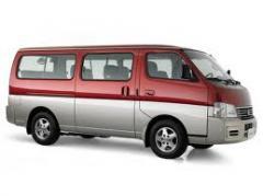 Nissan Urvan Shuttle 18 Seater car