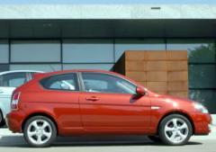 HyundaiAccent 1.5 CRDi car