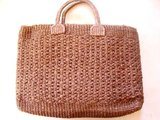 Summer is never OVER! Bags woven