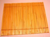 Pinoymade Home Ware Solid Bamboo placemats